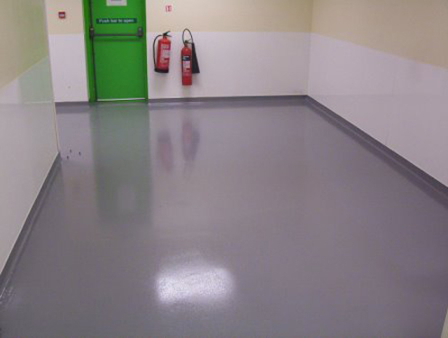 Epoxy flooring North West