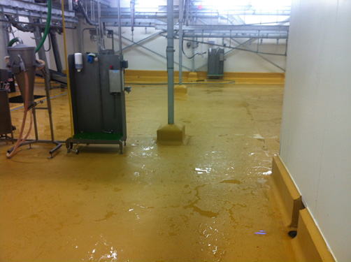 Resin flooring North West