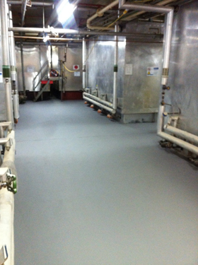 Resin floor systems North West